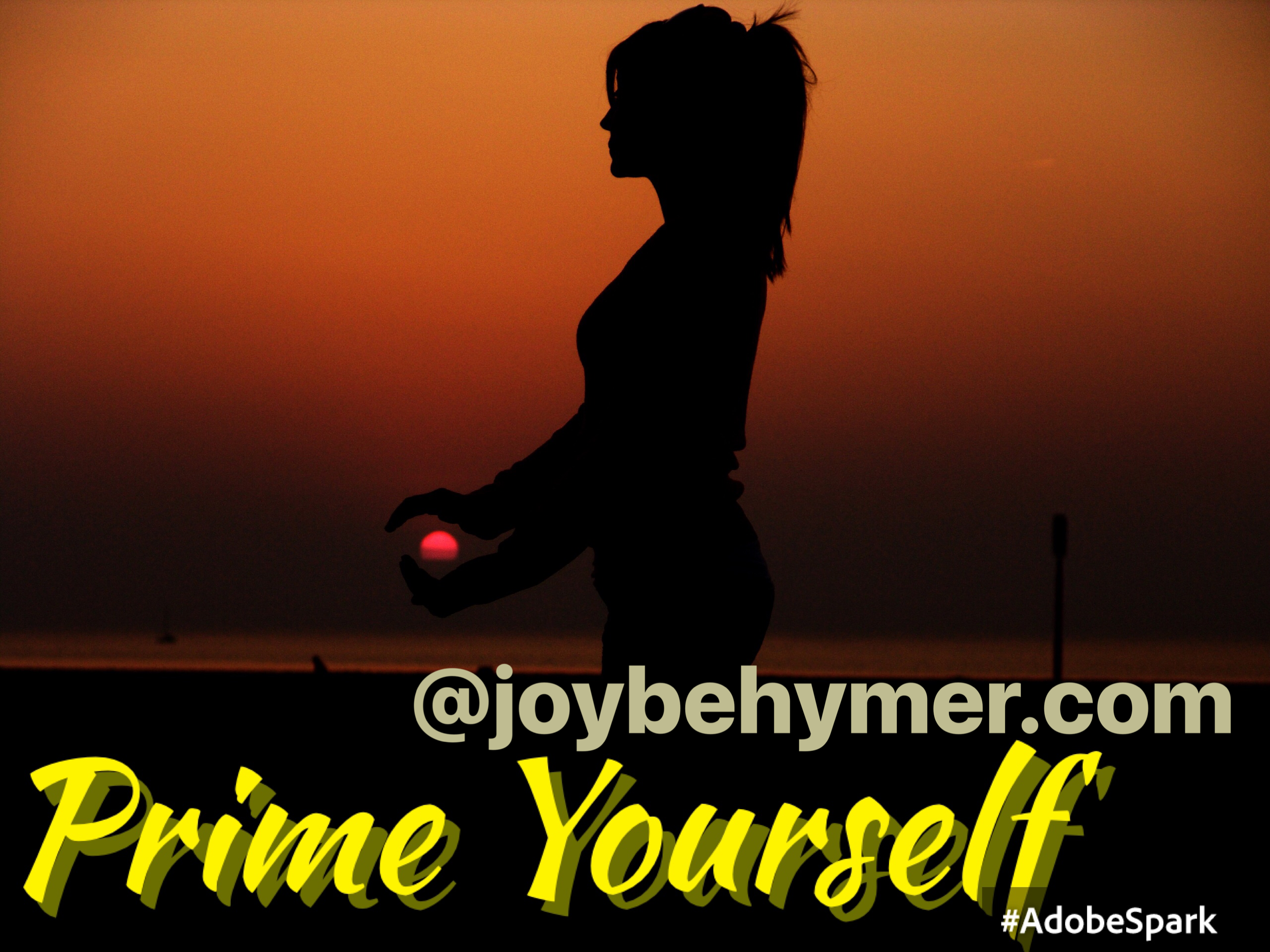 Prime yourself